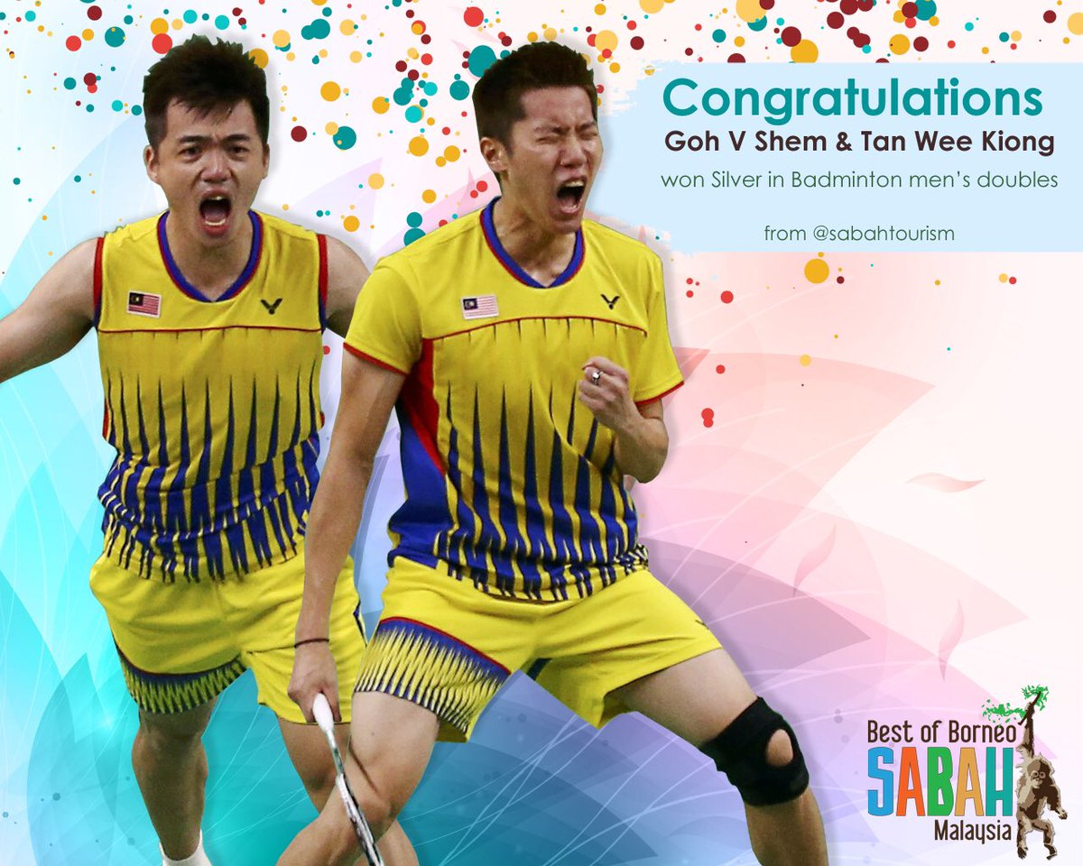 "Sabah Tourism Board on Twitter ""Thank you Goh V Shem and Tan Wee"