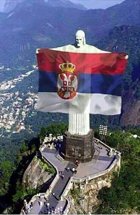 Bravo junaci!!! #teamSerbia #basketball  #idemooo #RioOlympics2016 #proud #journey #Serbia https://t.co/Swx8FDImsN