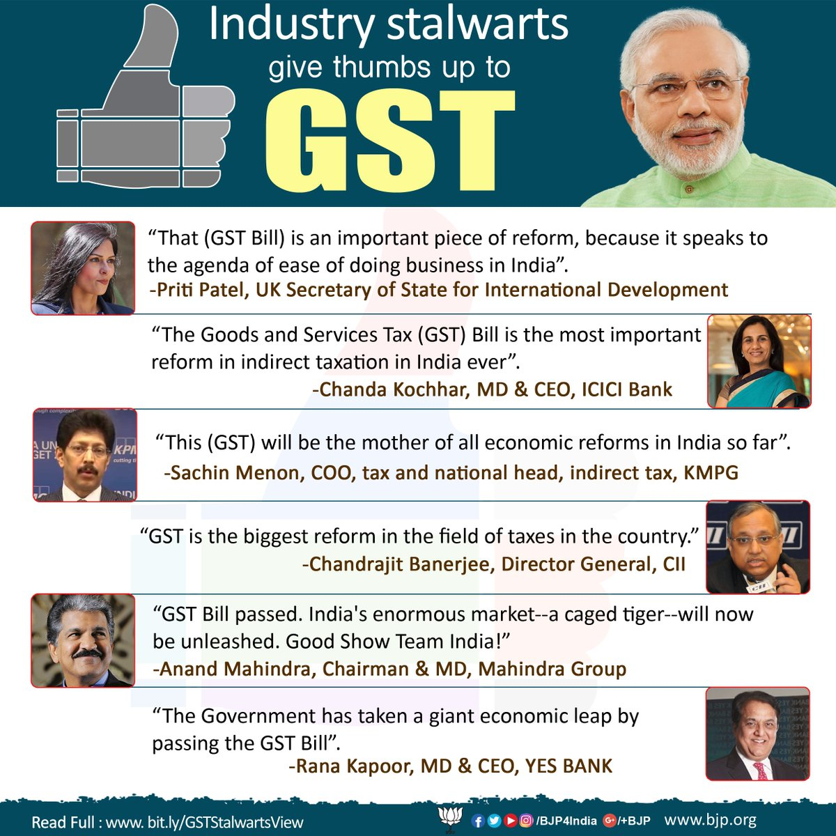 gst bill tax reform india Gst: making the most of india's big new tax reform the modi govt should keep working toward its original goal of having only one or two rates for gst, with as few exemptions and as little.