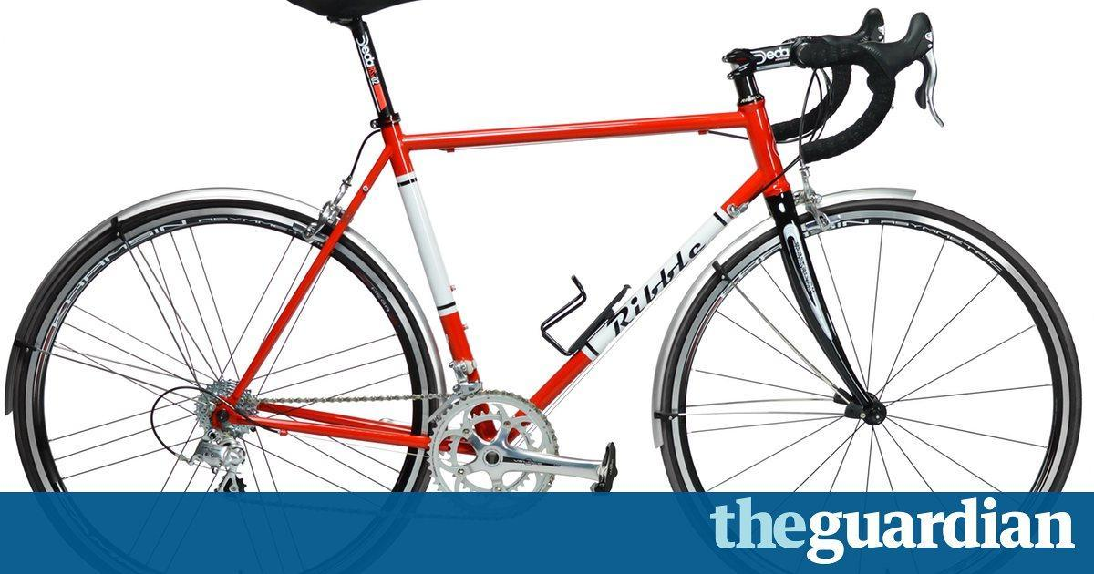Ribble Reynolds 525 bike review: 'Happily, the Ribble is a trooper, even if I am not'