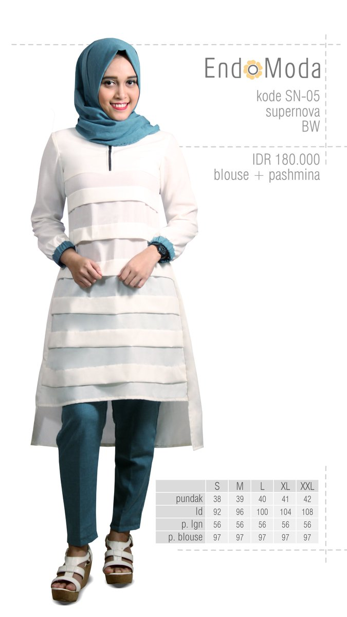 ... Dress Wanita Baju Muslim Modern Gamis Katun. Source · Felis Busana  Bandung on Twitter