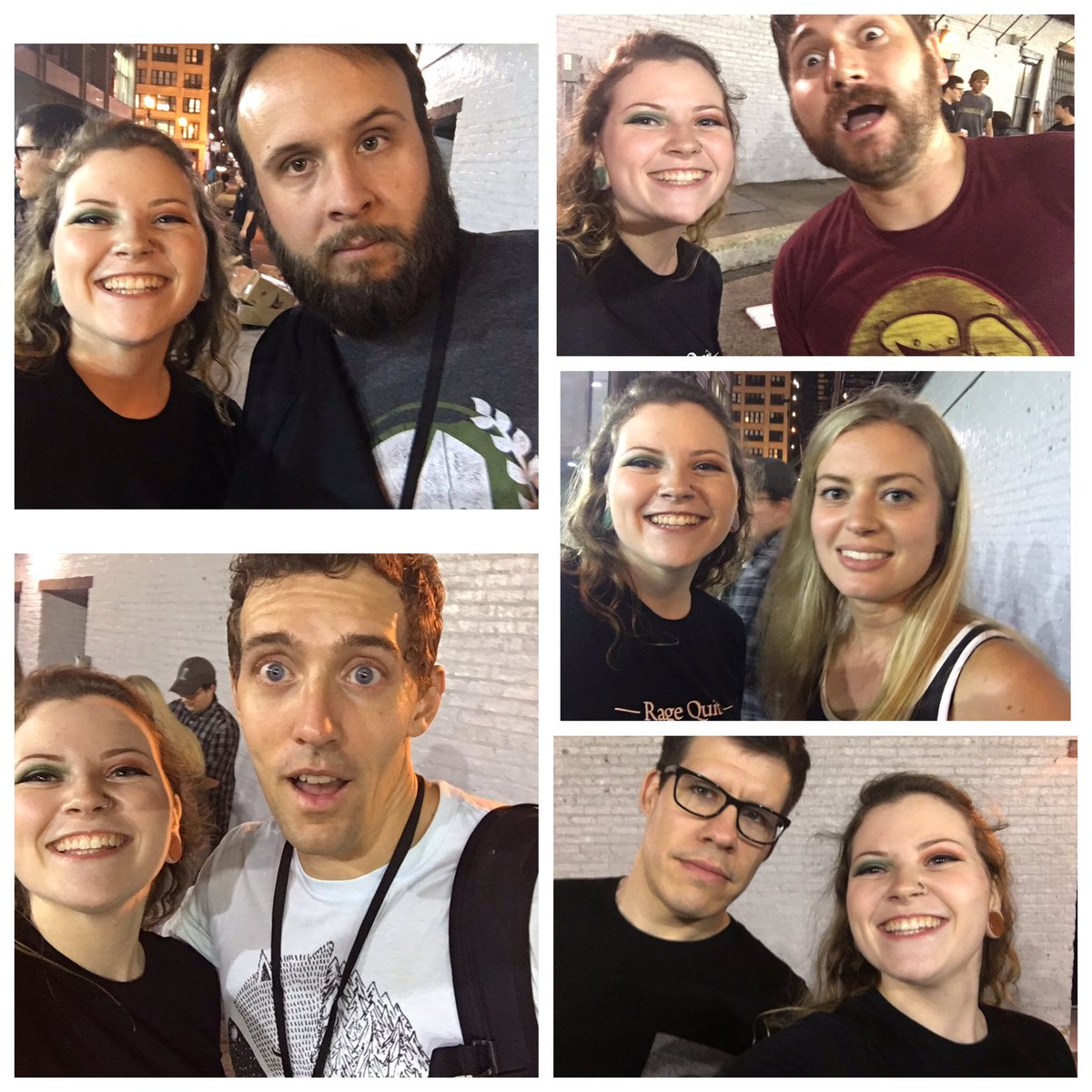 Megan Lynn Rose On Twitter And I M So Glad These People Are A Part Of Rooster Teeth So Glad To Meet Them And Thankful They Didn T Run Away How does a guy who professionally makes fun of video games for a living end up in the squared circle? twitter
