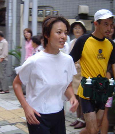 24時間テレビ マラソン追跡班「ブルゾンちえみ」 …