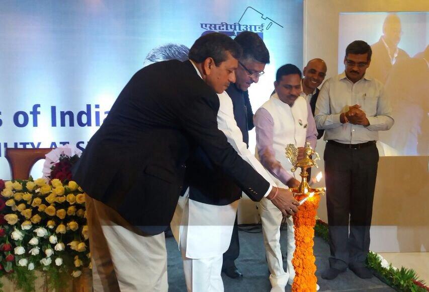 Ravi Shankar Prasad inaugurates STPI incubation at Surat