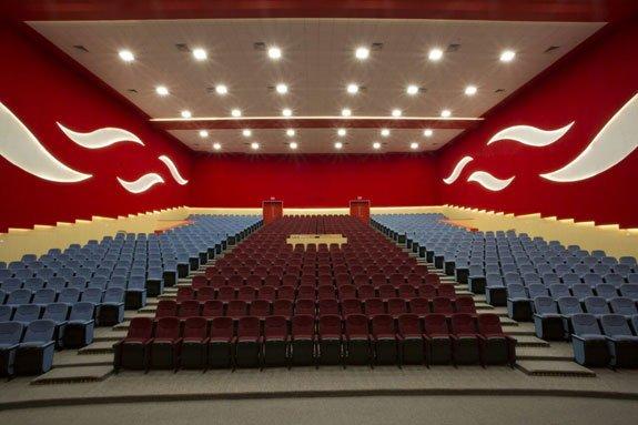 Rajkot gets new auditorium, CM names it after Pramukh Swami