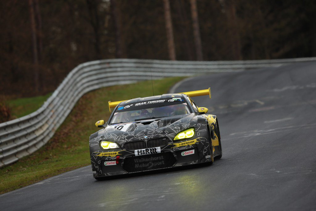 Pole Position für den Walkenhorst BMW M6 beim 6. VLN Lauf 2016 https://t.co/Spwoam5lRV https://t.co/OhPlQXKZBW