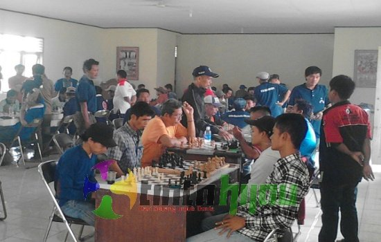 DPD PAN Subang Gelar Lomba Catur tingkat Kabupaten