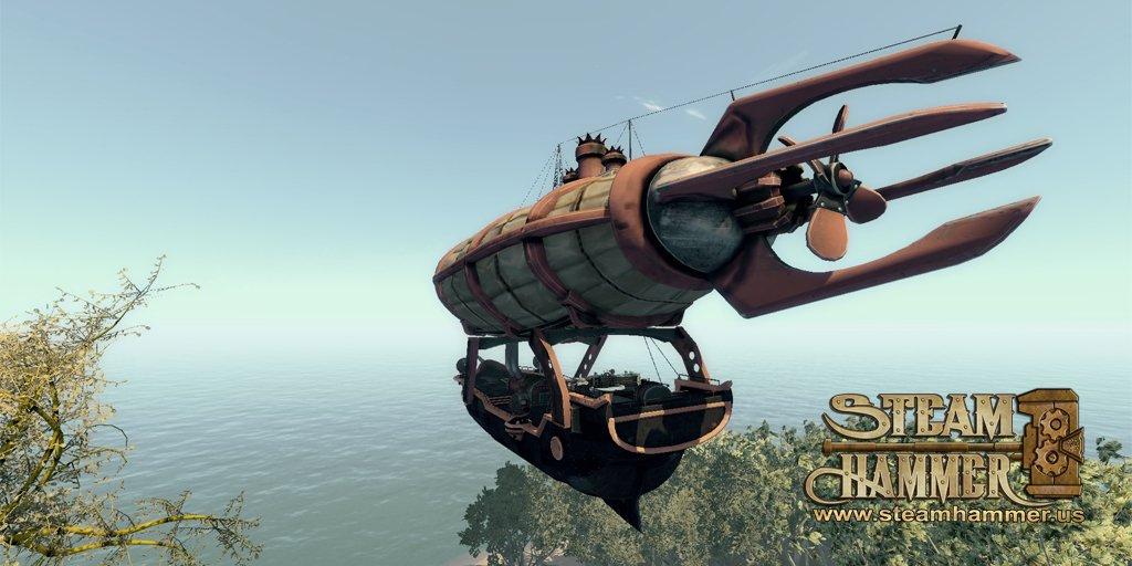 We got a new screenshot for this  #screenshotsaturday ! #gamedev #gamedesign #steamhammer #steampunk