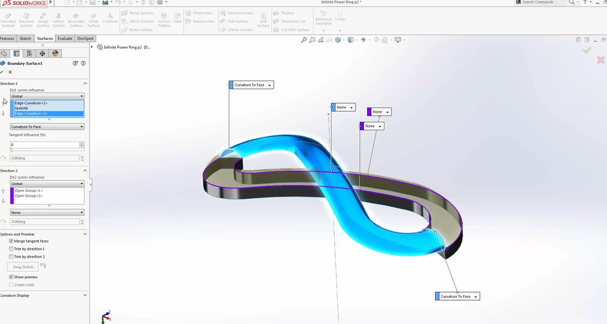 Solidworks On Twitter Next In The Infinite Power Ring Series We