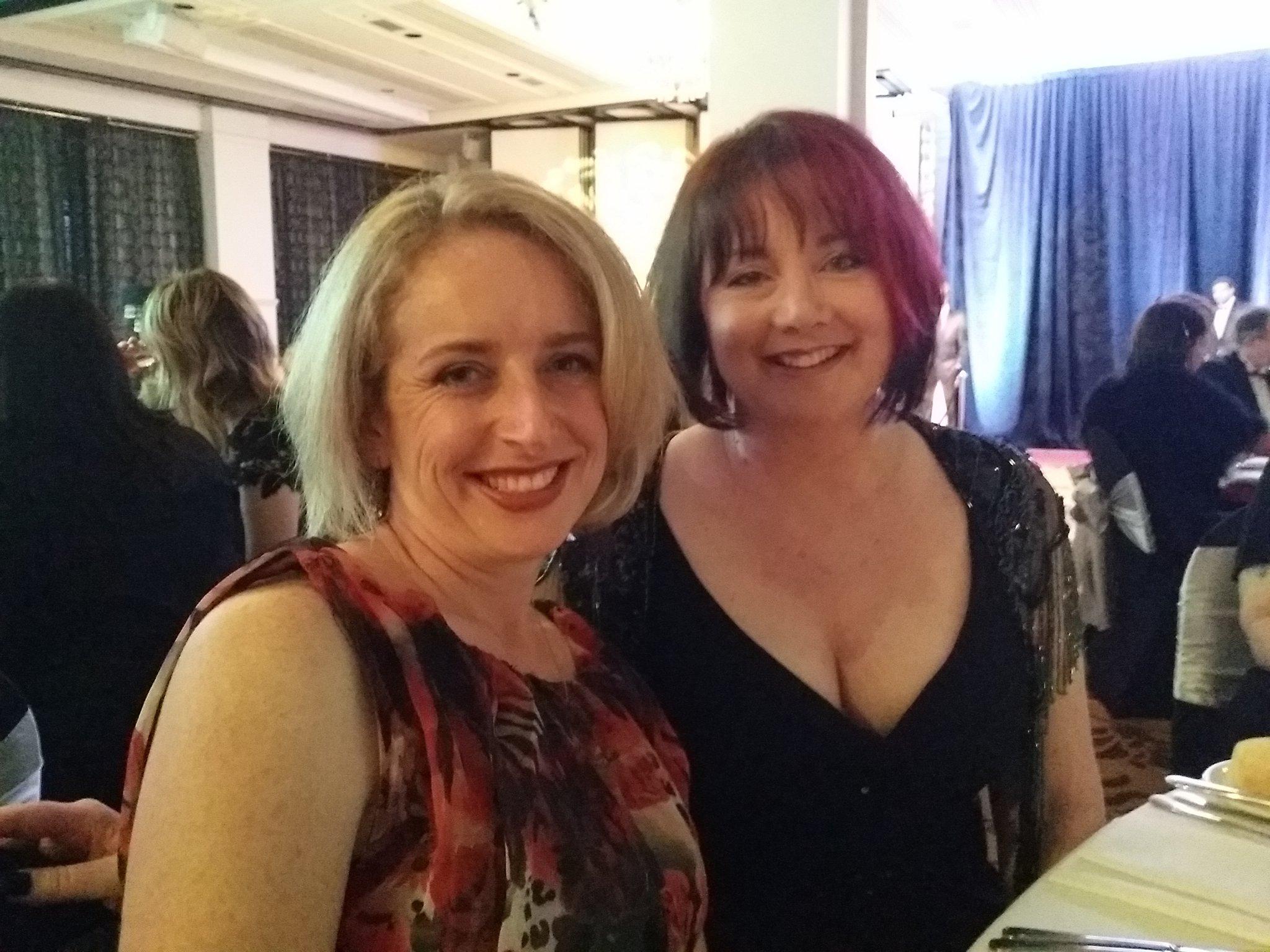 My fab friends from @TheMRWG @MirandaMorganAu @JenniLynnAuthor #romance #writers #RWAus16 https://t.co/CWADpZYTaR