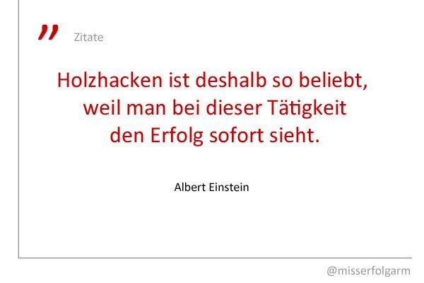 Erfolg Misserfolg On Twitter Albert Einstein