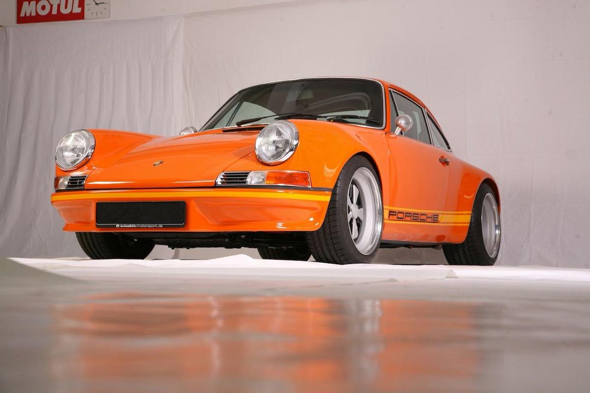 Porsche 911 Redesign