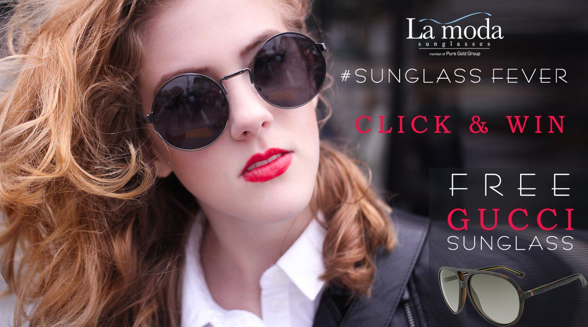 74d667a681d Get a chance to  win  free  gucci  sunglasses  lamodasunglassespic.twitter .com z8qhcevel0