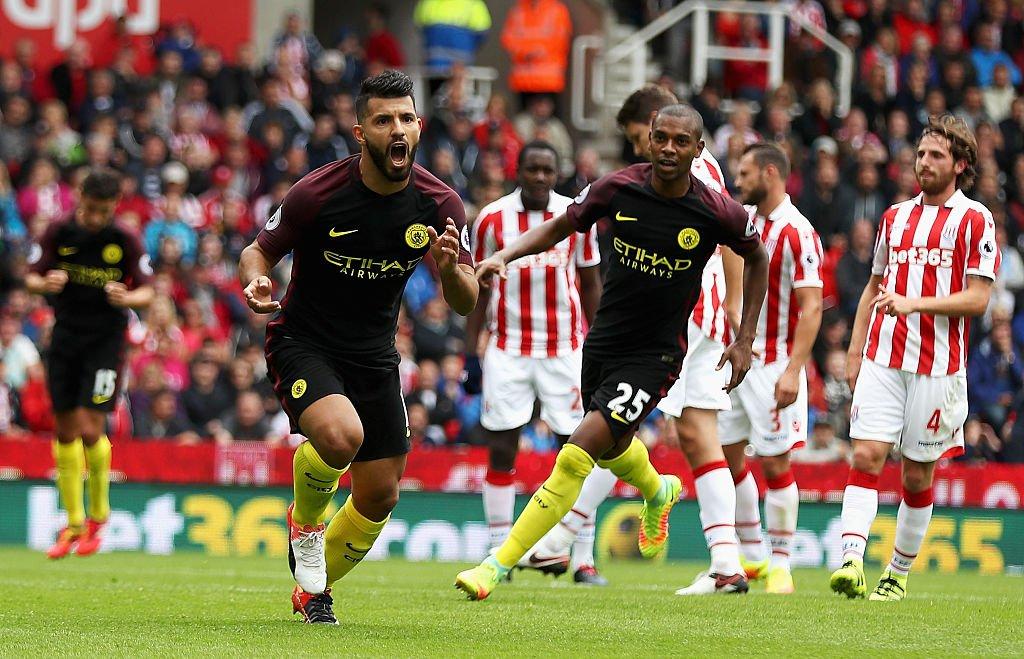 Video: Stoke City vs Manchester City