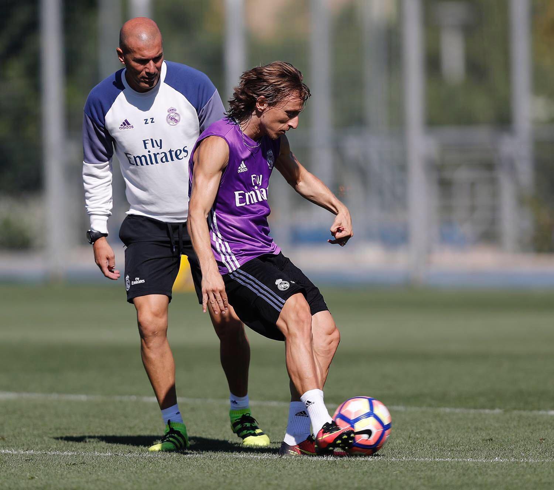 "Luka Modrić Image 5: Luka Modrić On Twitter: ""Training Done For Today #RMCity"