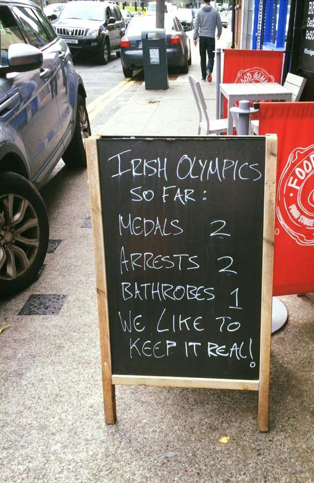 The Olympics so far for Ireland