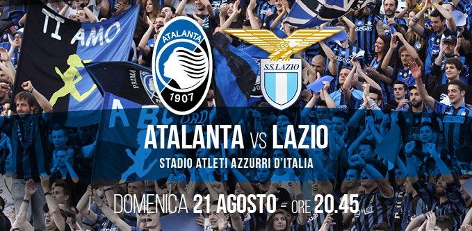 ATALANTA LAZIO gratis : info Diretta Streaming TV Sky Mediaset Serie A TIM
