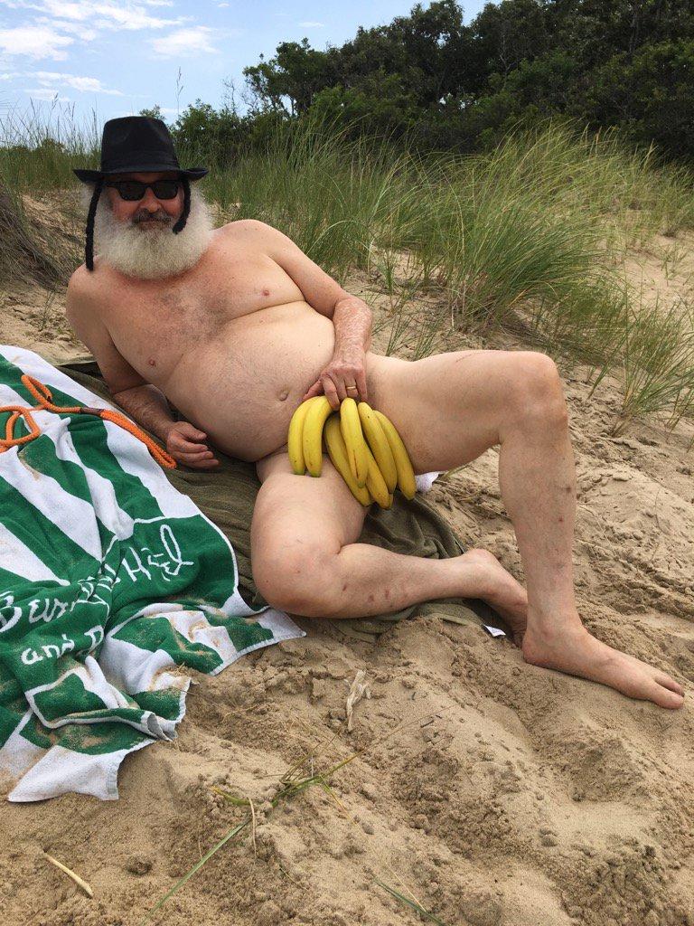 Randy Quaid Bananas