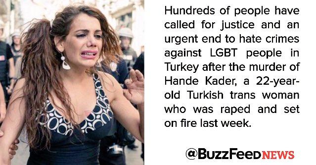 In disbelief. #HandeKadereSesVer  Unbelievably horrific. https://t.co/EilyagWbm9