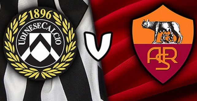 Rojadirecta TV fa vedere Udinese-Roma Streaming Gratis