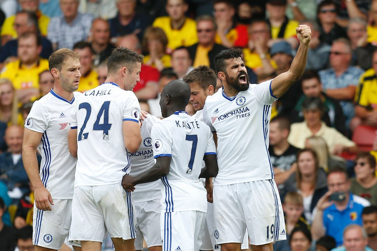Video: Watford vs Chelsea