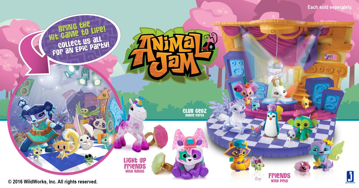 Animal Jam On Twitter Visit Walmart S Website And Check Out Our