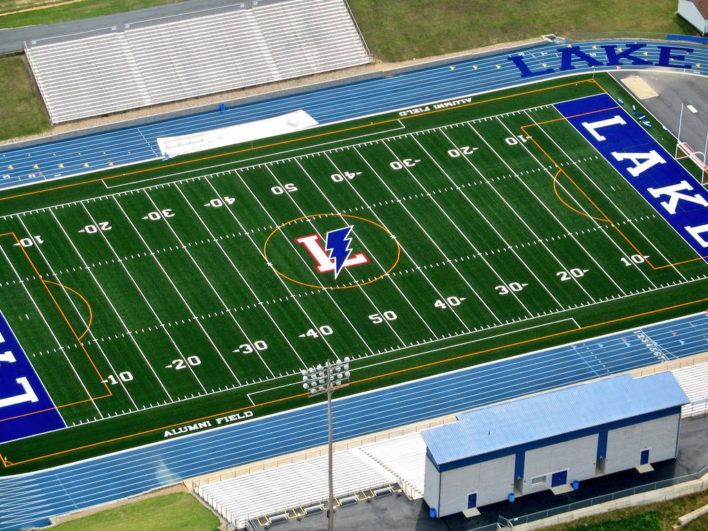 Image result for blue streaks stadium uniontown