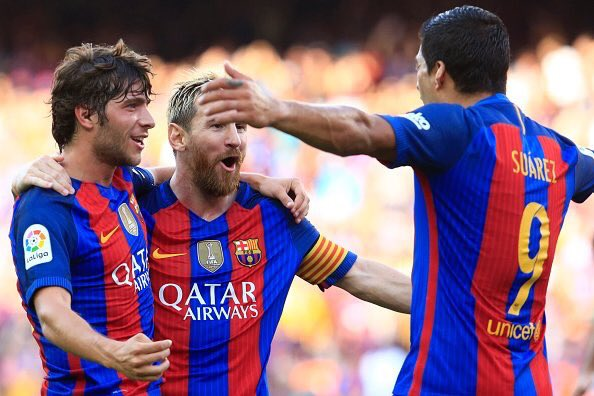 Video: Barcelona vs Real Betis
