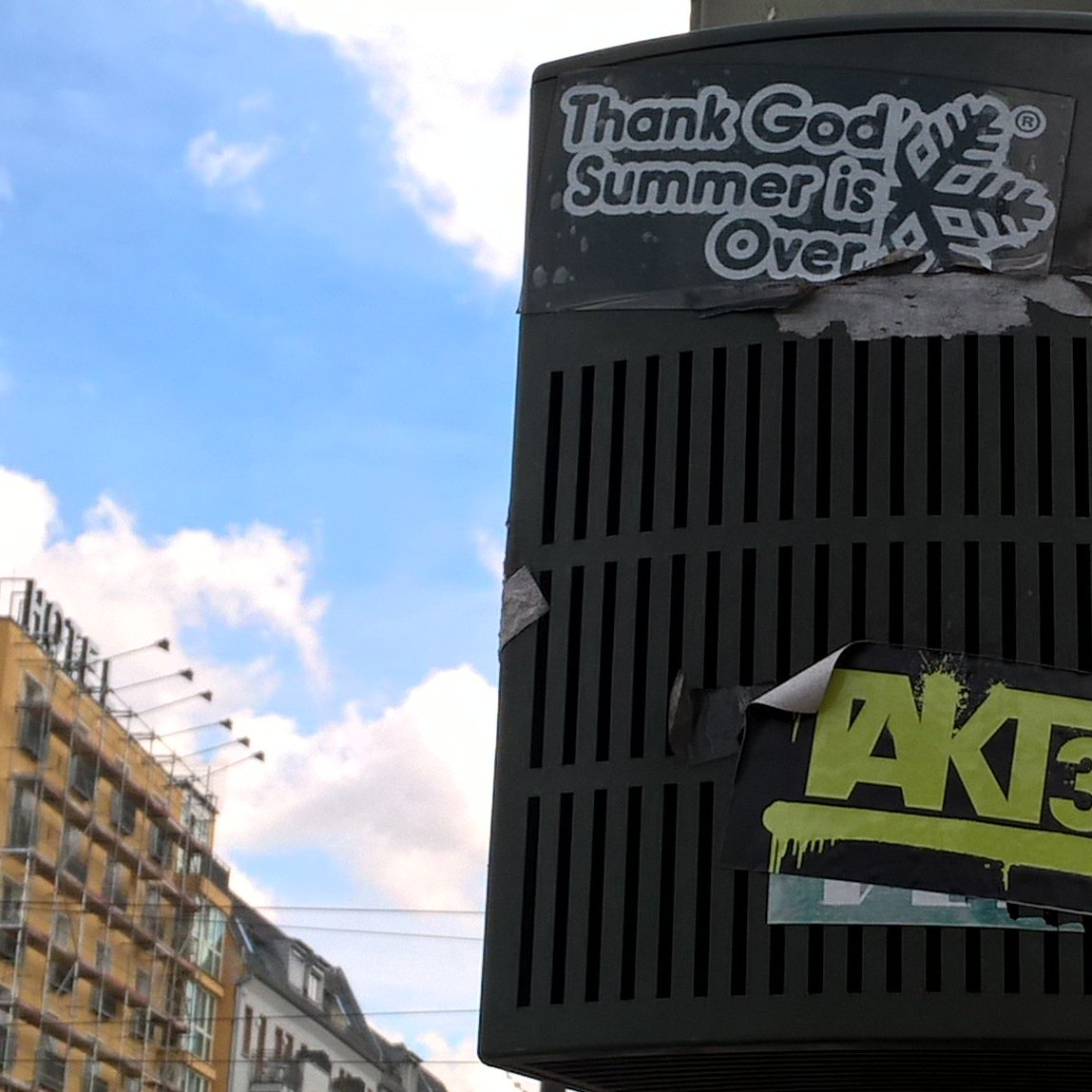 Art berlin street