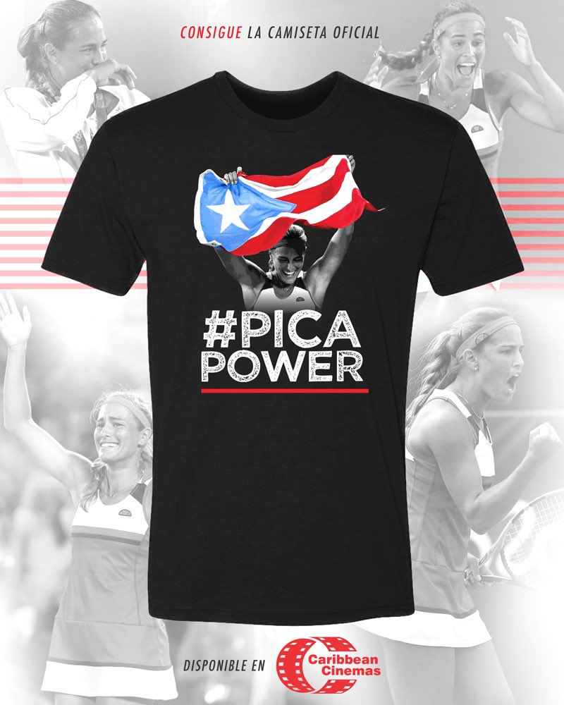 Calm We Got Monica Puig Puerto Rico Tennis Olympics T Shirt