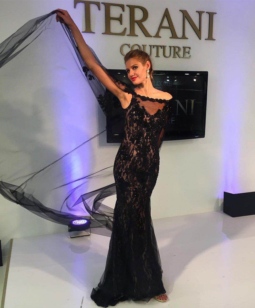 dea5194cd280 Terani Couture on Twitter:
