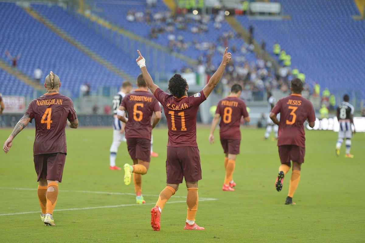 روما يقص شريط افتتاح الدوري الإيطالي بفوز كاسح على أودينيزي (فيديو)