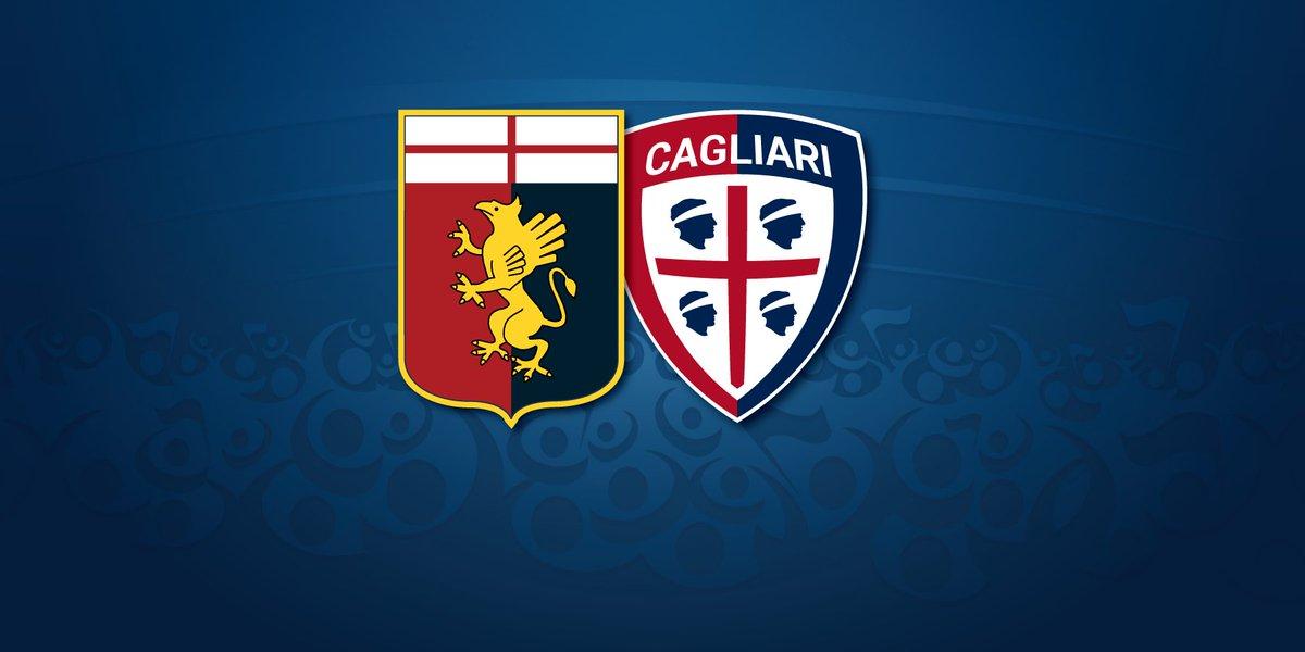 GENOA CAGLIARI gratis Rojadirecta: info Diretta Streaming TV Sky Mediaset Serie A TIM