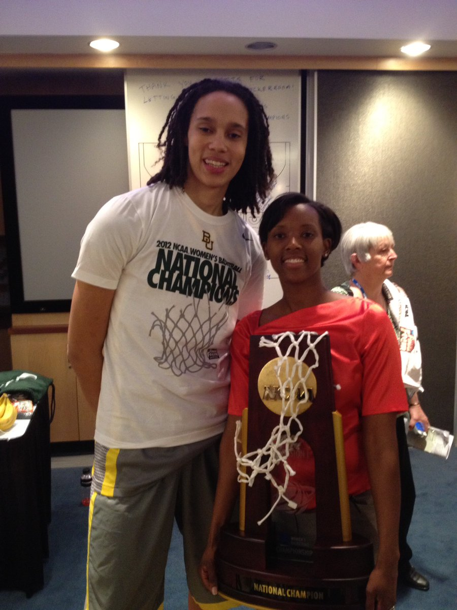 Congrats @brittneygriner & @TeamUSA on their #Olympic gold medal #proudofyou #shedidthat
