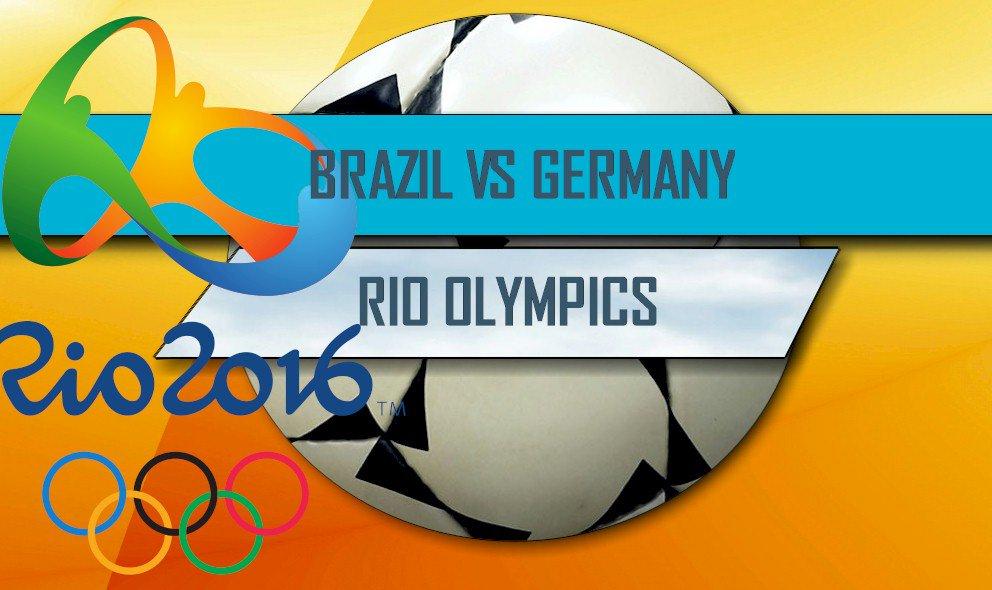 U23 Brazil vs U23 Đức