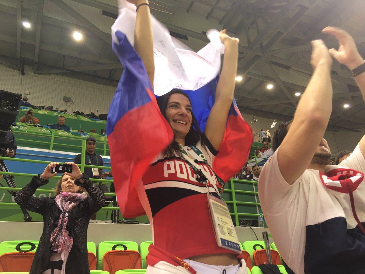 Олимпийские игры 2016-2 - Страница 14 CqVExmUWcAAW6QI