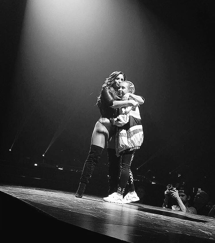 Happy birthday to my main @ddlovato. love you always. https://t.co/GUI4GDORgq