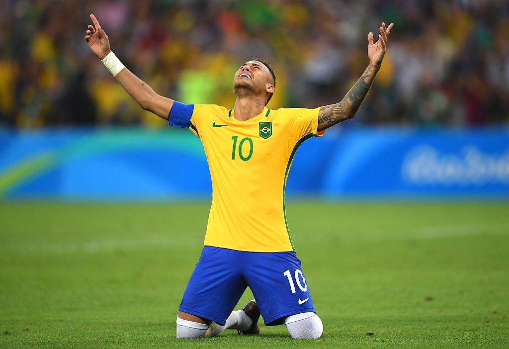 Olimpiadi Rio 2016: Brasile medaglia d'oro nel calcio, battuta la Germania ai calci di rigore
