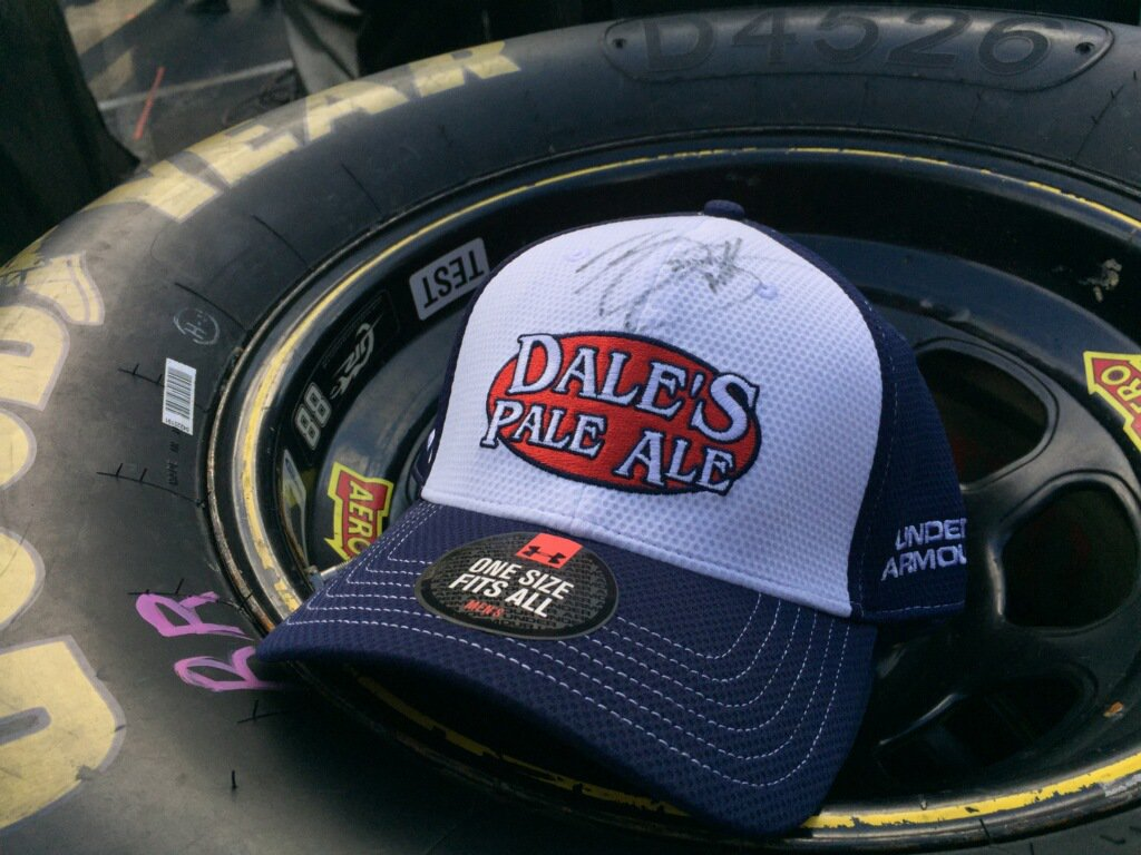 We've got 4 @ReganSmith autographed #DalesPaleAle hats to give away tonight. RT to enter, we'll pick in the morning. https://t.co/NiO2iI96YX