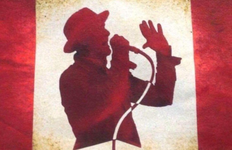 Legends. Thank you Gord! #TheHip