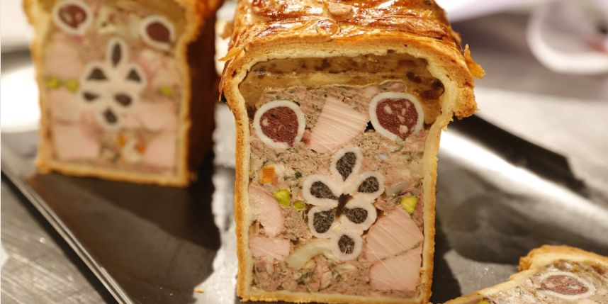 tracy ladyleet on quot this pate croute is so damn i can t even https t co