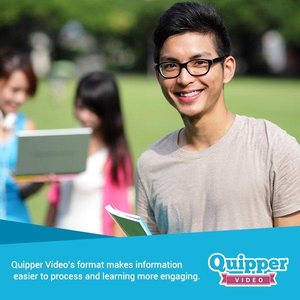 learn quipper video