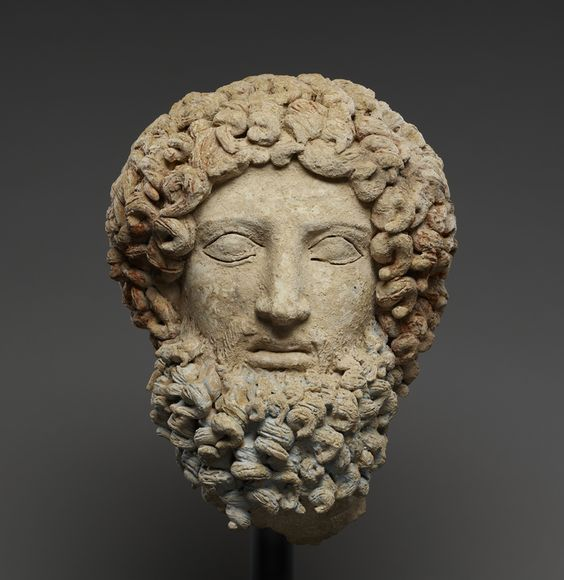 Michel Lara On Twitter Head Of Hades Came From The Morgantina
