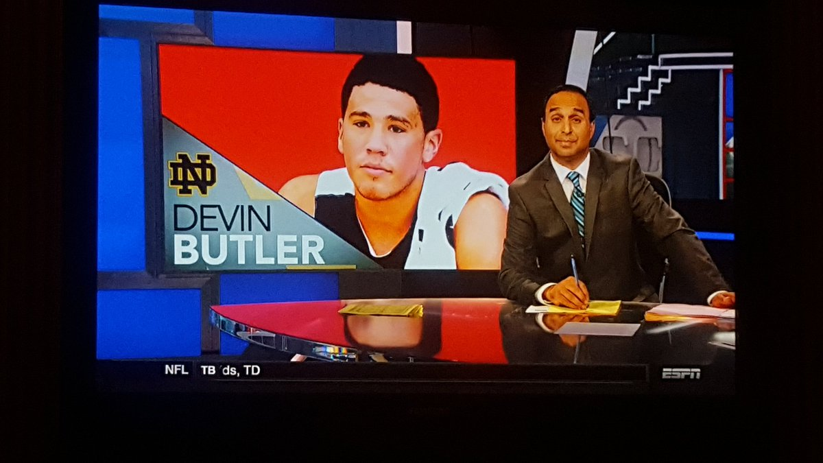 Come on @SportsCenter, you're better than this.  @DevinBook isn't in trouble w/ the law or playing fball at ND. https://t.co/E4vz51rths