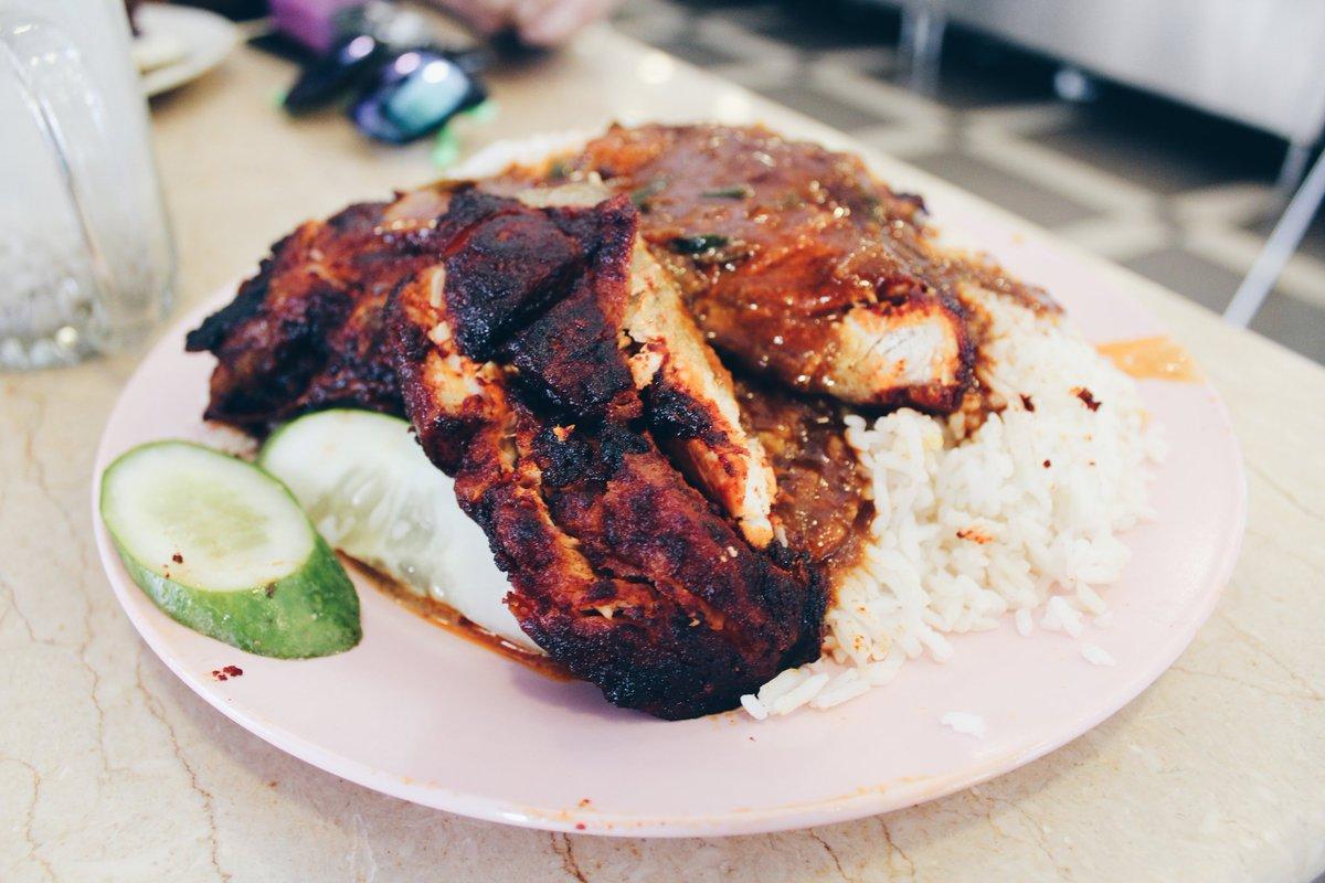1. Nasi Kandar D'Naina 2. Nasi Lemak Ayam Kampung 3. Nasi Ganja Yong Suan 4. Capati Mai Sechewen  Thank you Ipoh! ❤️ https://t.co/jcgvvLFuRi