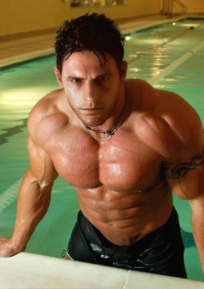 Male muscle block dolls to meet your needs - 1 part 10