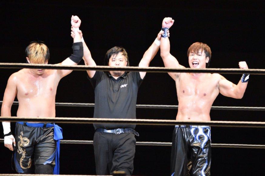 """BJW: Resultados """"Death Mania IV"""" - 21/08/2016 - Kankuro Hoshino doblega a Abdullah Kobayashi y retiene su cetro 3"""