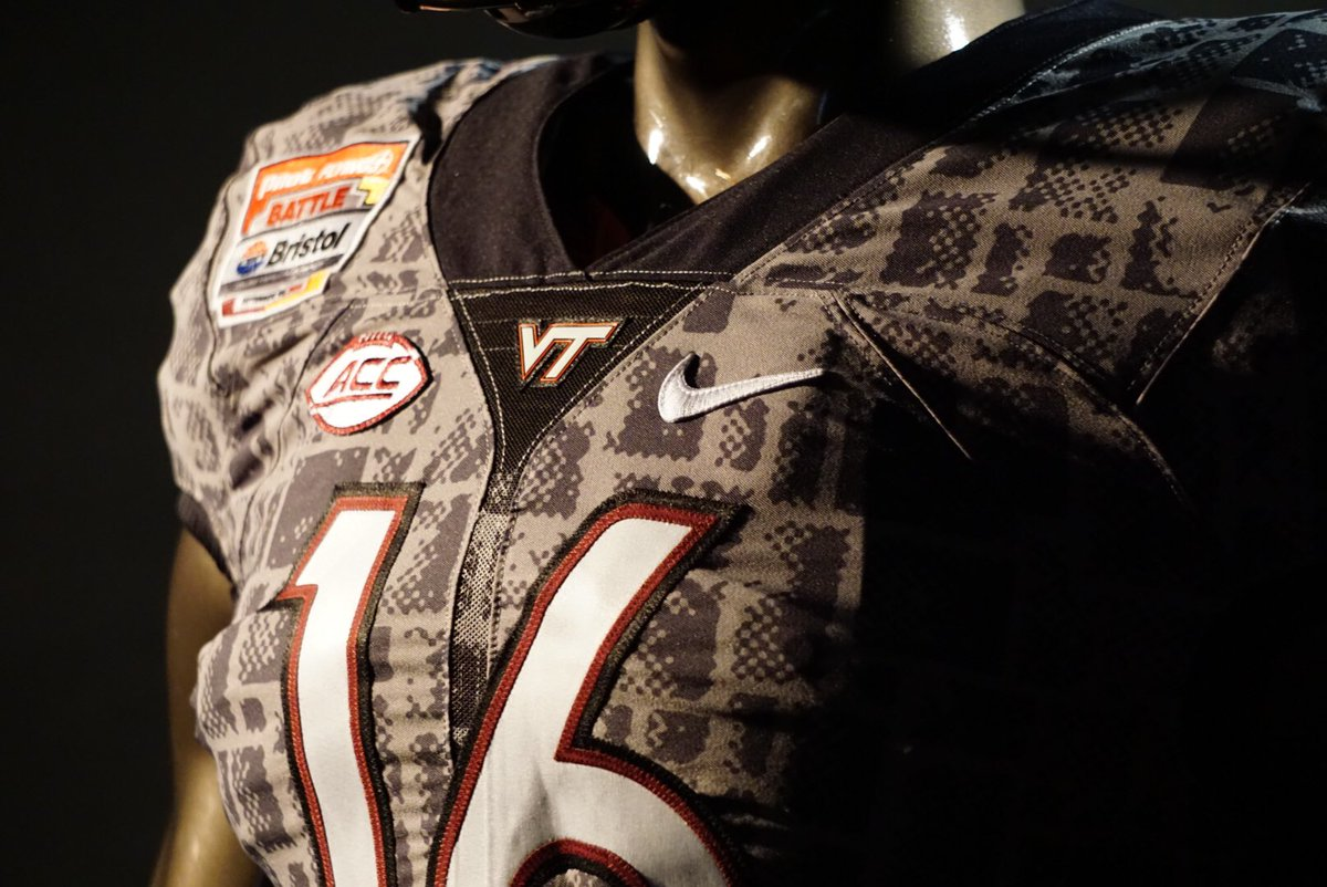 competitive price 11b2d ca319 Virginia Tech Football on Twitter: