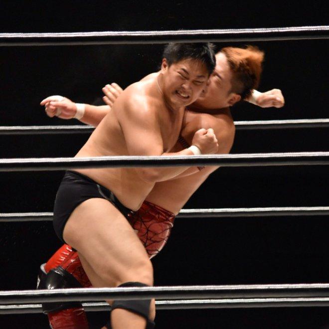 """BJW: Resultados """"Death Mania IV"""" - 21/08/2016 - Kankuro Hoshino doblega a Abdullah Kobayashi y retiene su cetro 4"""