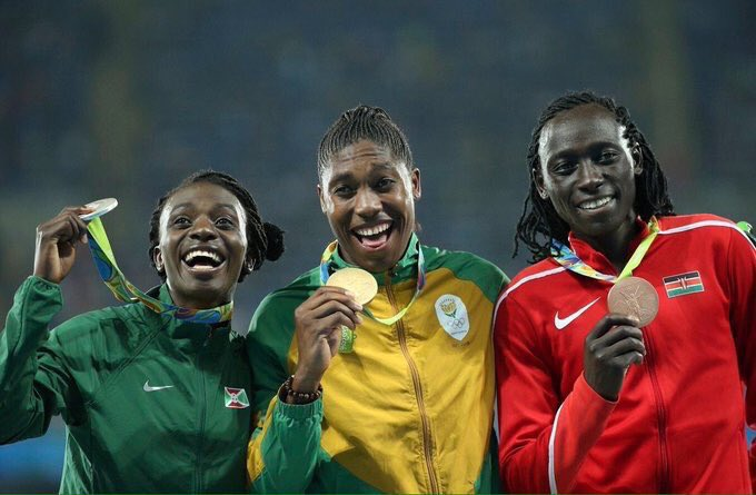 """MELANIN: The Unfair Advantage"" #BlackGirlMagic #ThatAfricanButter #Rio2016 #Olympics #Caster4Gold #LynseySharp https://t.co/SmrmVbMUzl"